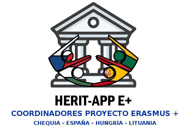 LOGO herit-app IES CABO DE LA HUERTA