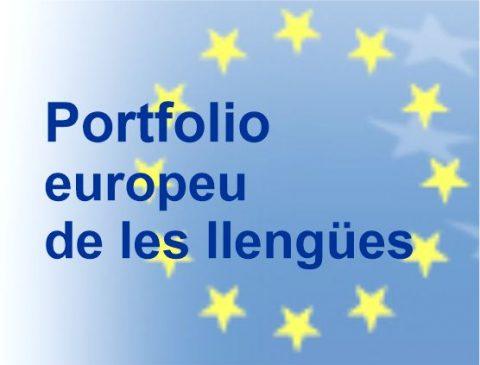 Portfolio europeu de les llengûes