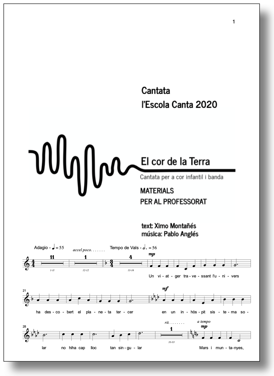 Portada partitures EC2020