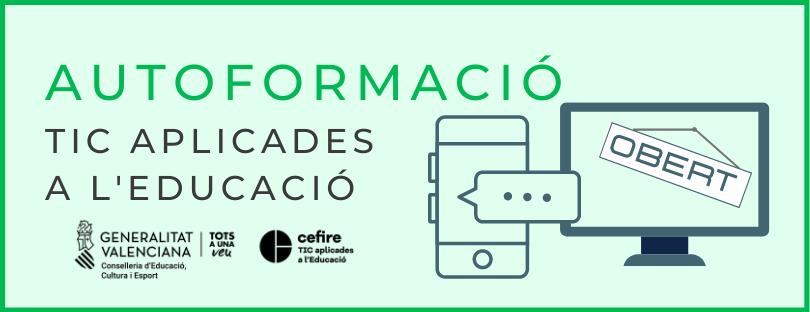 Autoformació TIC