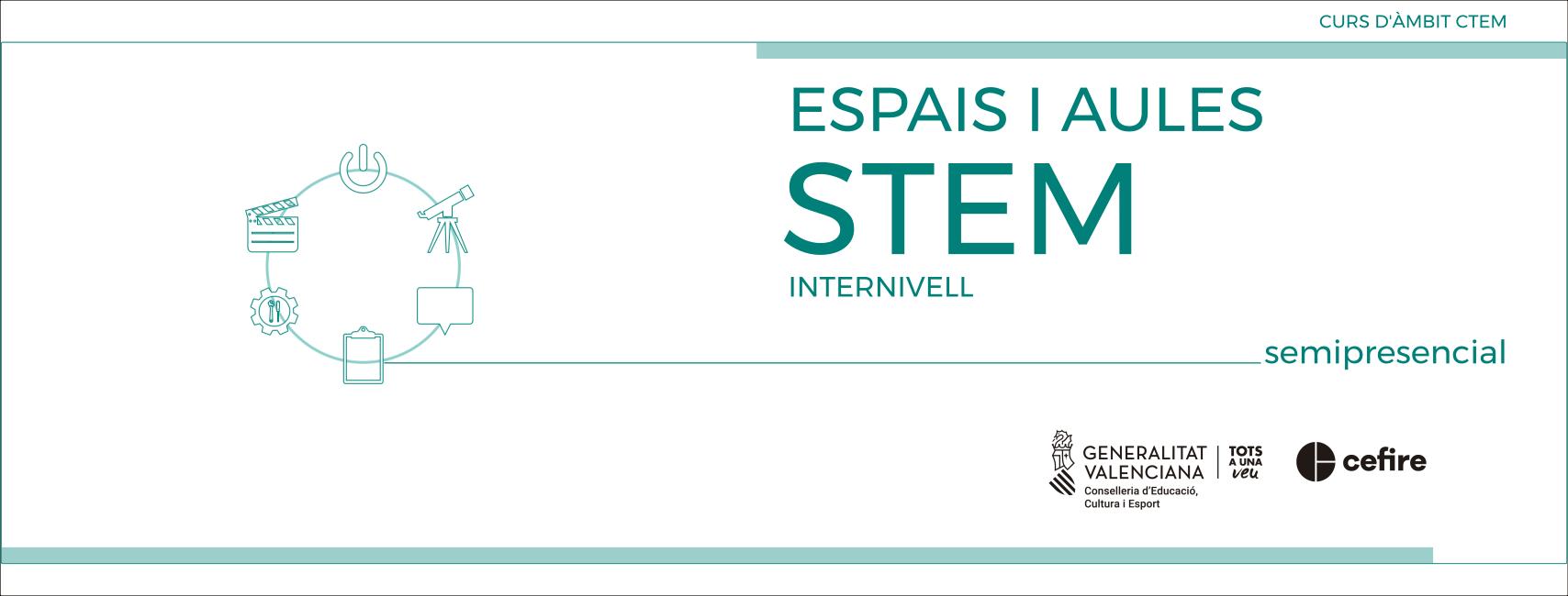 banner PROJECTES INTERDISCIPLINARS STEM-2