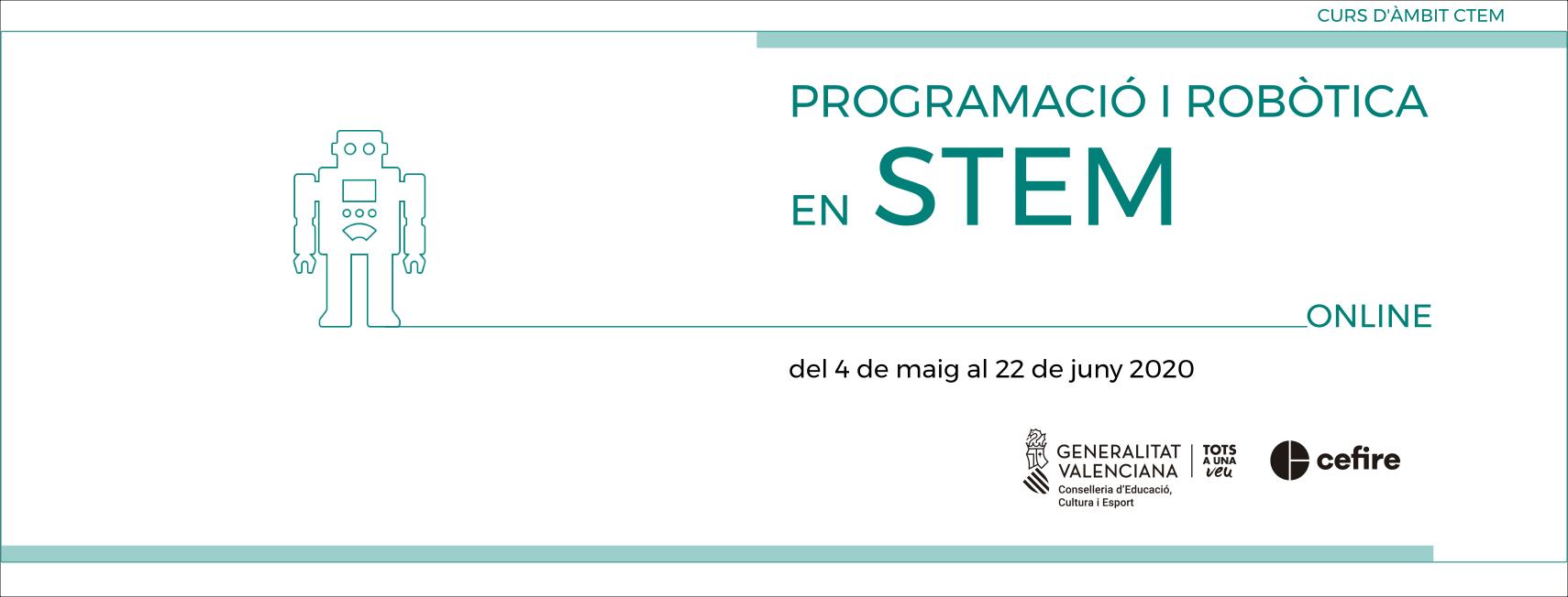 PROGRAMACIÓ I ROBÒTICA EN STEM
