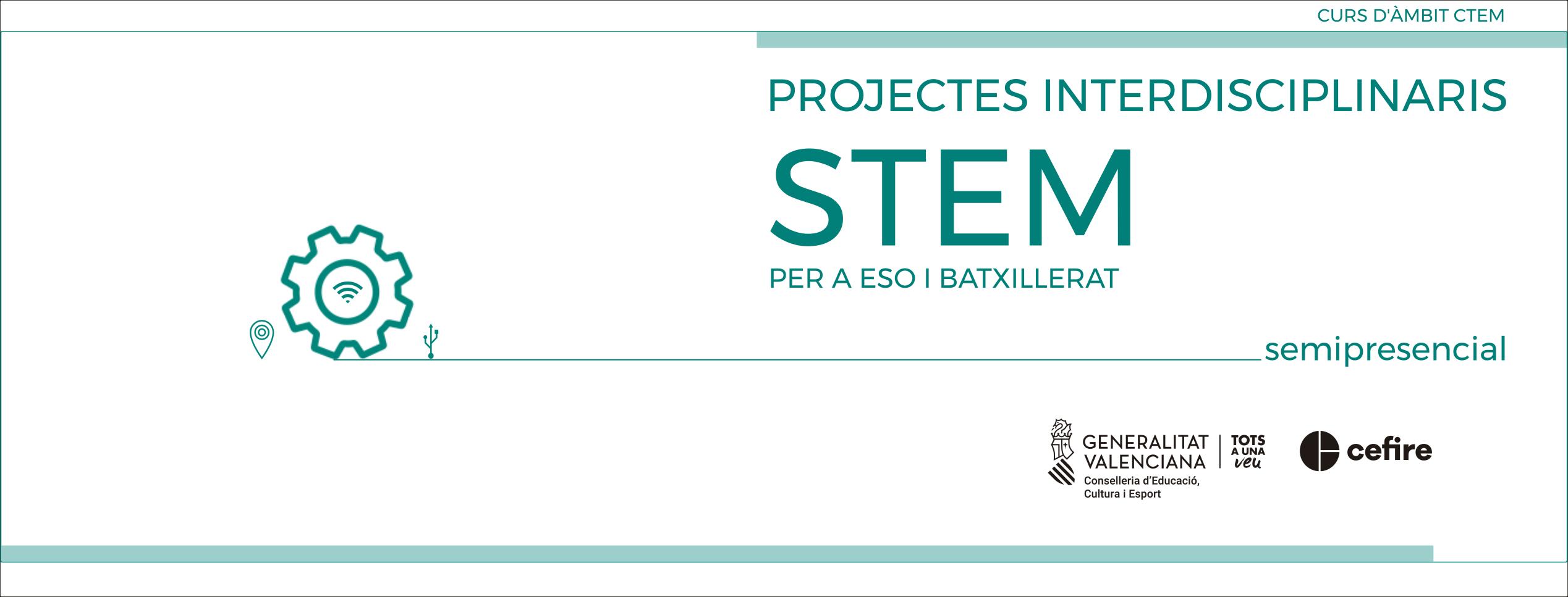 banner PROJECTES INTERDISCIPLINARIS STEM PER A ESO I BATX (1)
