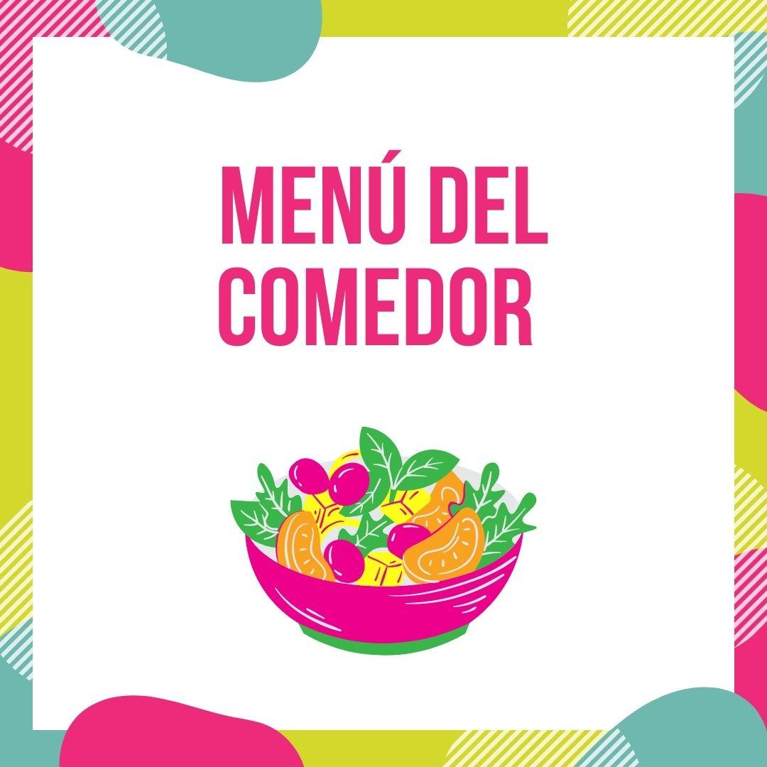 1- MENU_COMEDOR