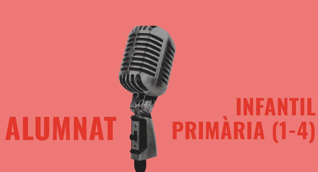 Infantil i Primària 1r-4t