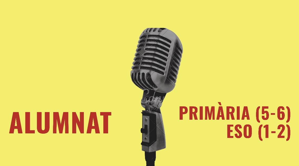 Alumnat Primària (5-6) ESO(1-2)