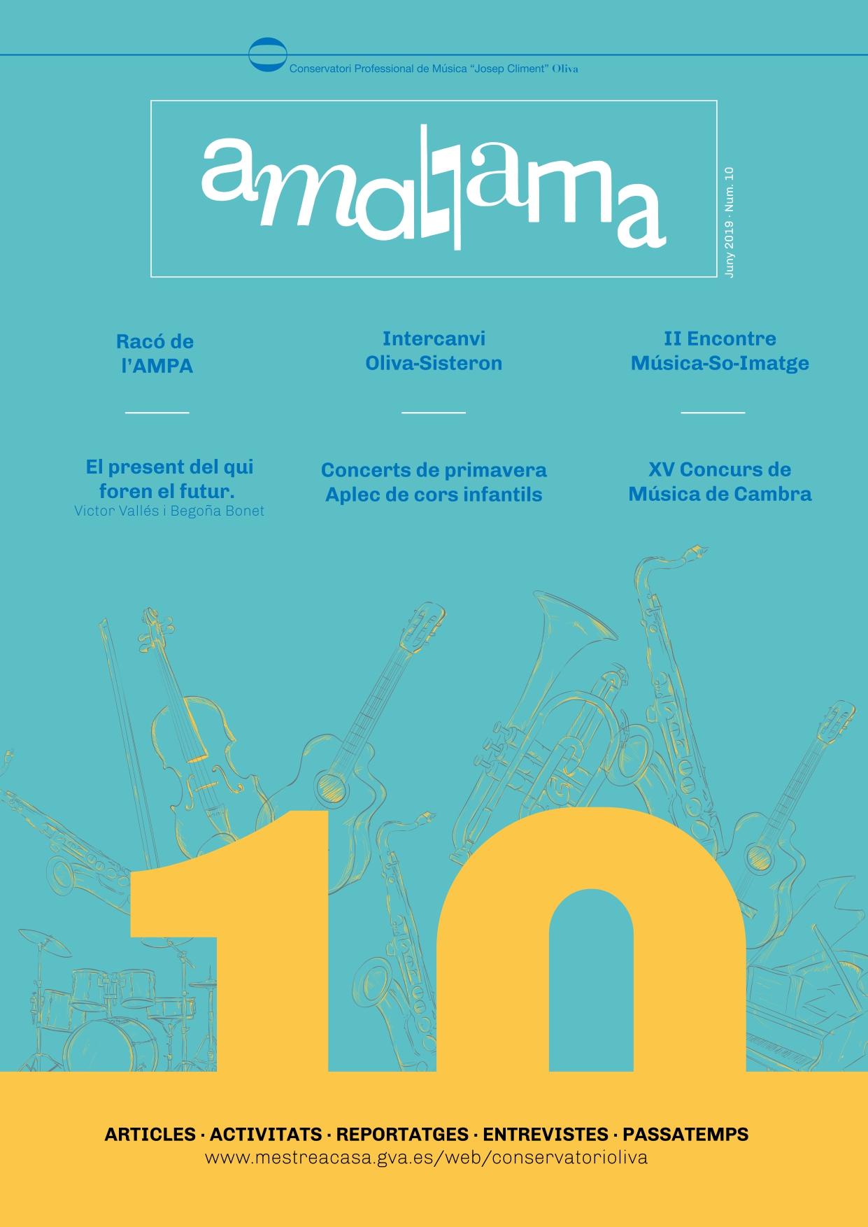 Revista Amalgama 10