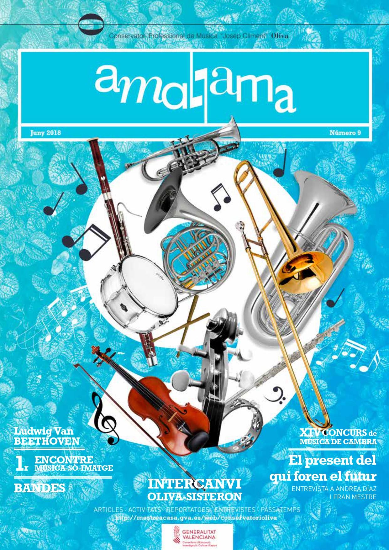 Revista Amalgama 9
