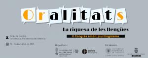 Banner II Congrés Plurilingüisme