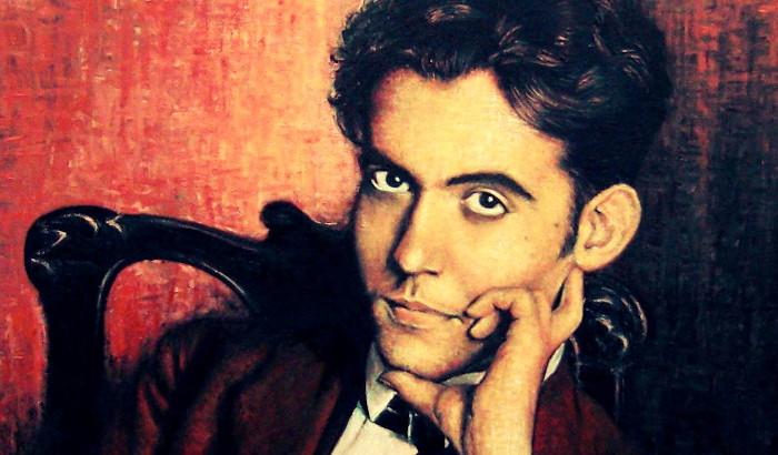Federico García Lorca, poeta y dramaturgo español de la Generación del 25, asesinado en 1936.