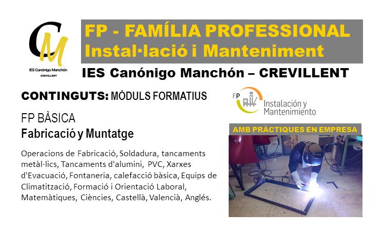 FPB Fabricación y Montaje - valenciano