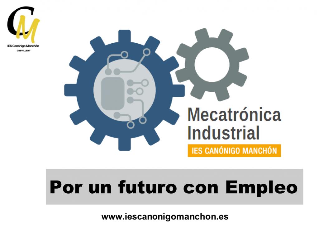 Por un futuro con Empleo - Mecatrónica Industrial