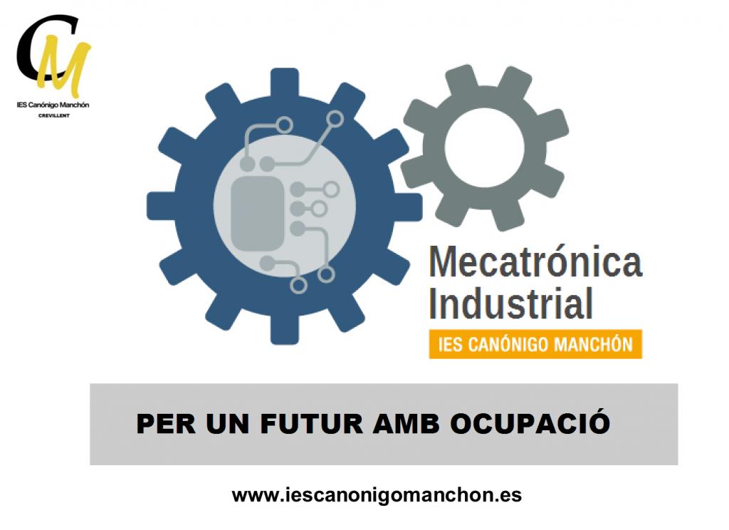 Por un futuro con Empleo - Mecatrónica Industrial - Valenciano