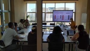 Presentación del Proyecto en el CIDA
