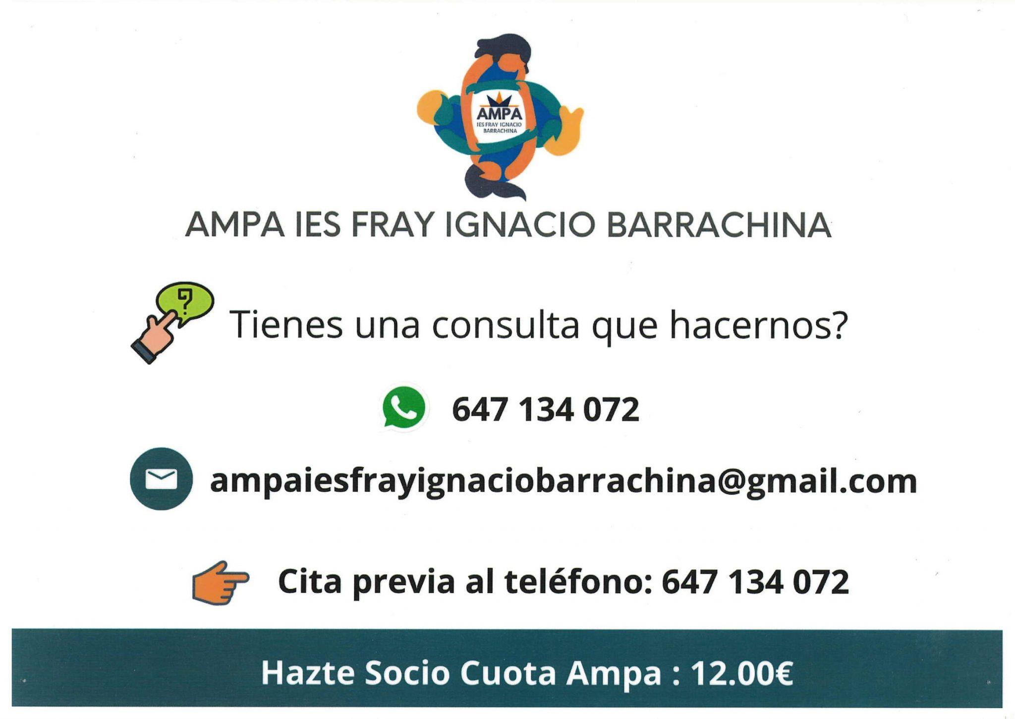 Información sobre el AMPA