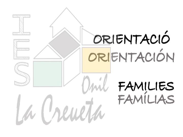 ORIENTACIÓ FAMILIES