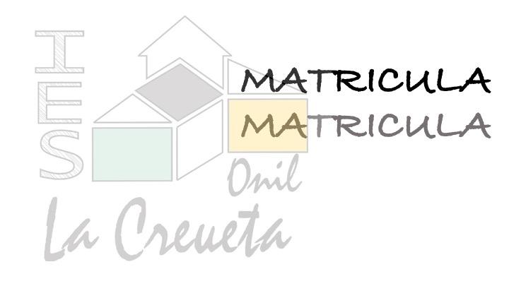 SEC. MATRICULA