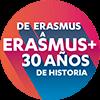 Logo 30anios_Erasmus
