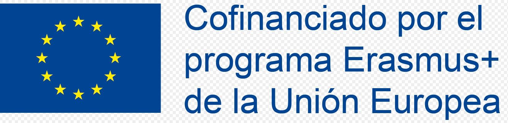 Logo Erasmus Cofinanciado 1