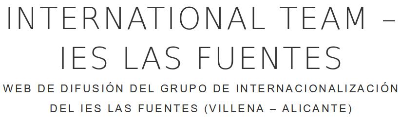 blog International Team