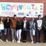 Erasmus Spanish team