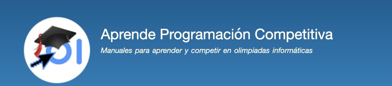 Aprende programación competitiva