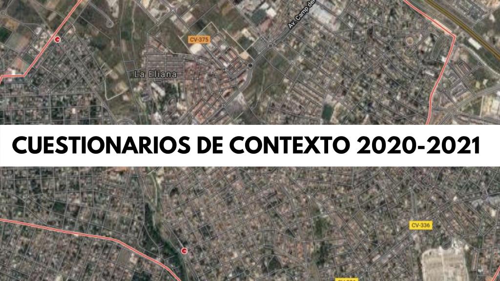 CUESTIONARIOS DE CONTEXTO