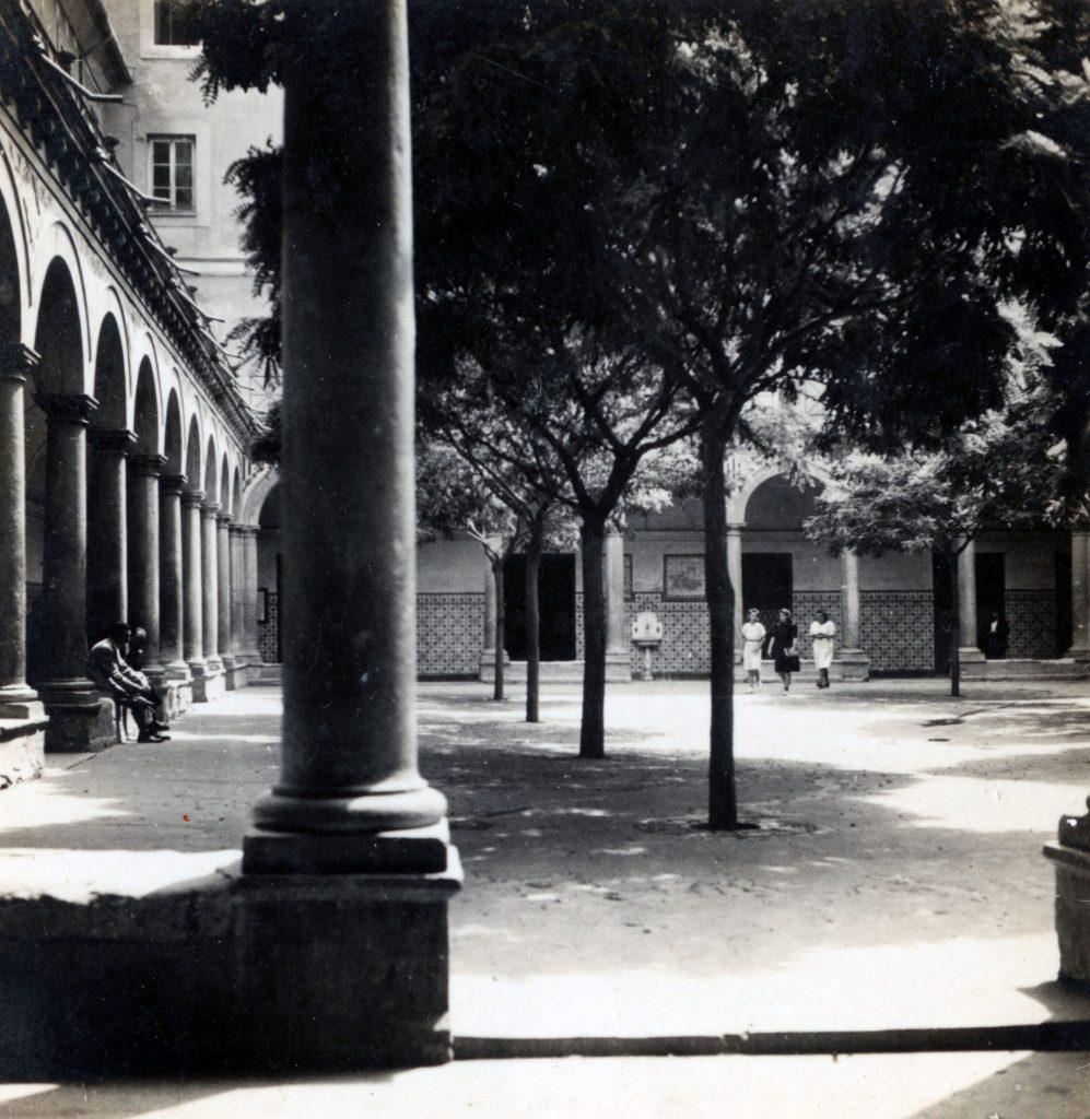 Claustro 1941