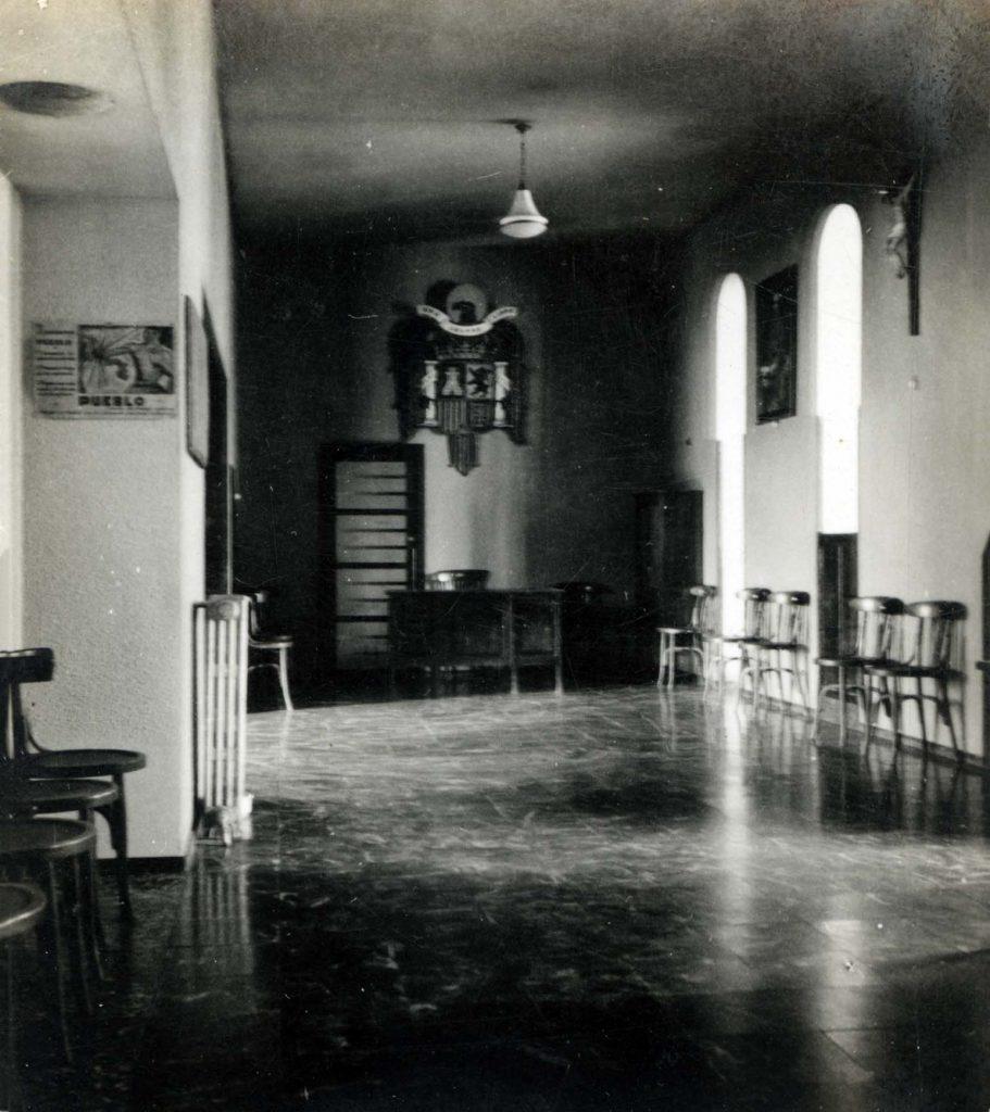Vestíbulo 1941