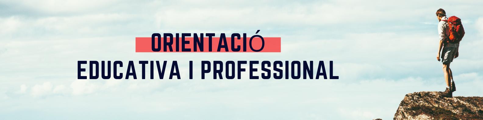orientació Educativa i professional