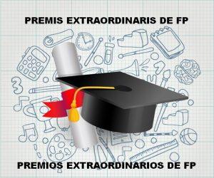PREMIS EXTRAORDINARIS DE FP