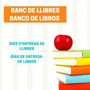 Banc de llibres - dies d'entrega