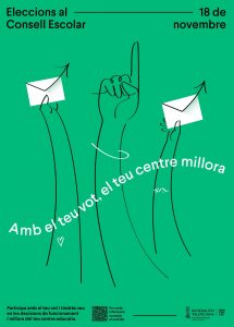 211007_EDUC_foto1_Eleccions_Consells_Escolars