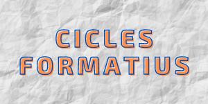 Informació sobre cicles formatius
