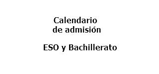 calendario de admisionESO_BA_cas