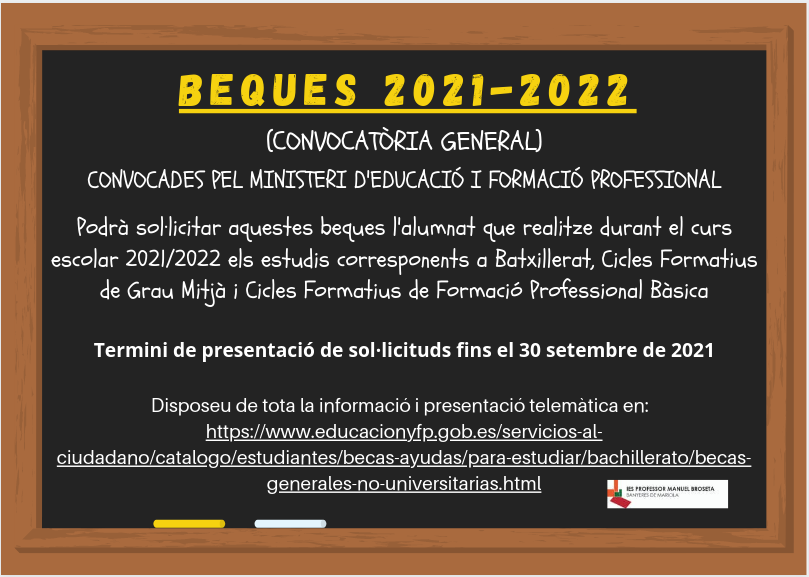 beques 21-22
