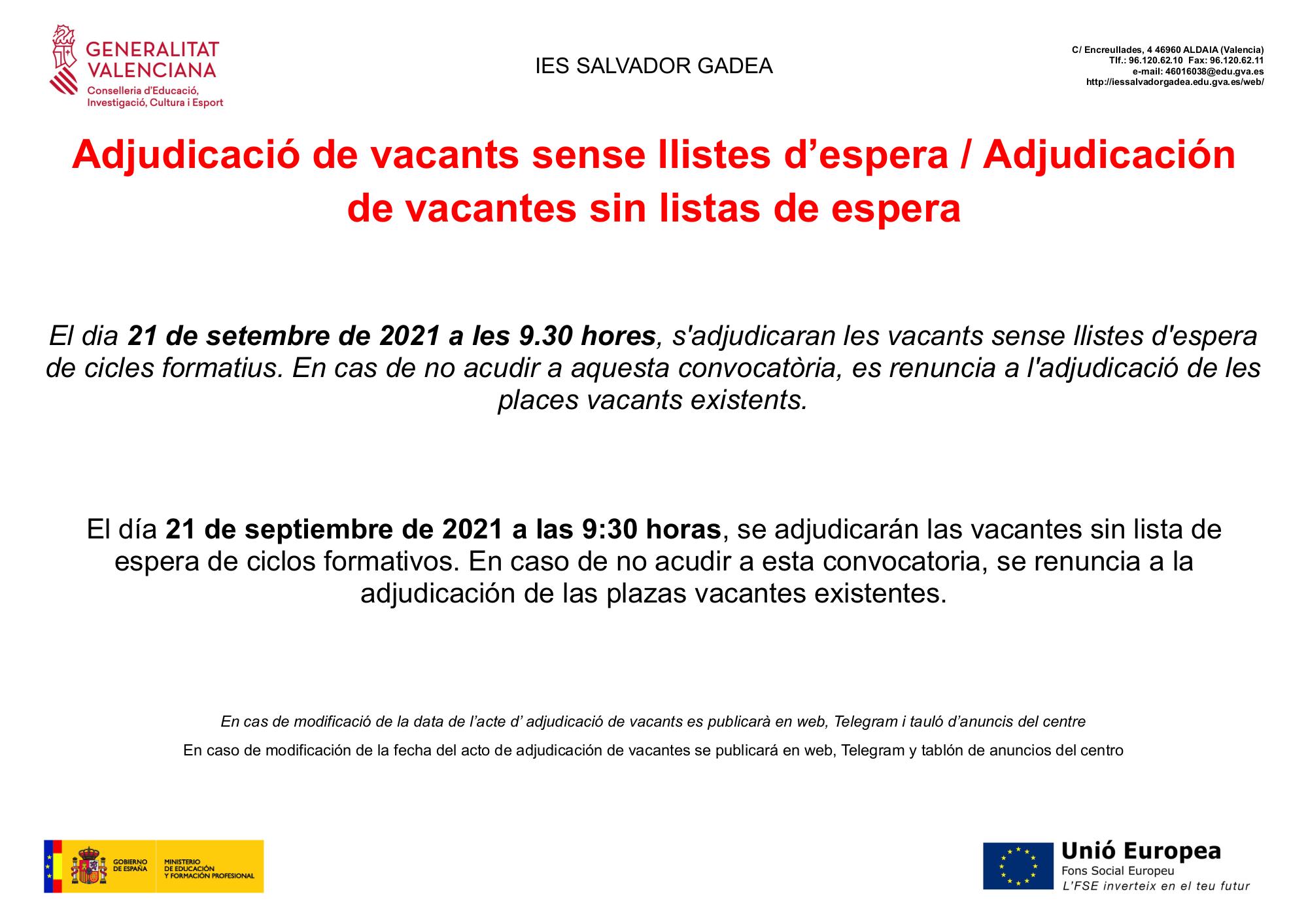 AdjudicacionVacantesSinListaEspera2021-2022