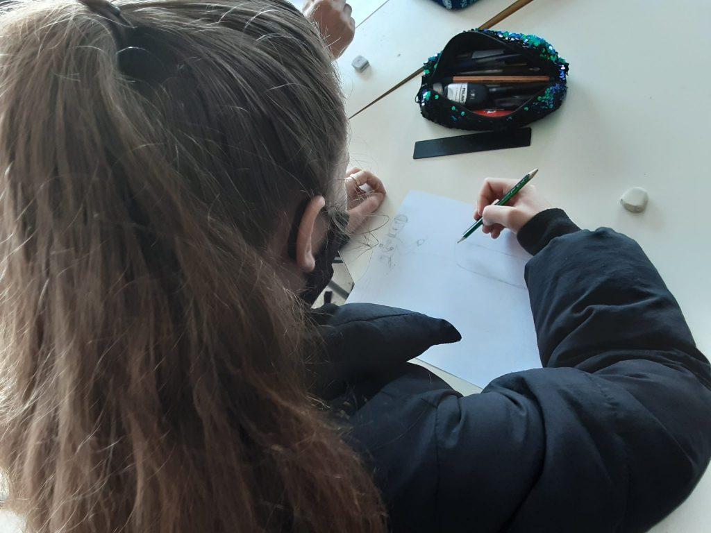 Dibuixant el teu futur - 3r ESO