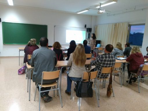Professorat del nostre centre està participat en un seminari de formació sobre Programes Europeus. 22/06/2018