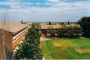 Antic institut de FP Ribera Baixa