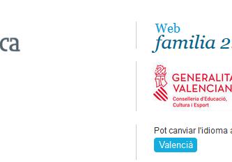 Web família