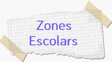 Zones Escolars