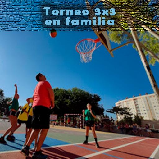 TORNEO 3X3 EN FAMILIA