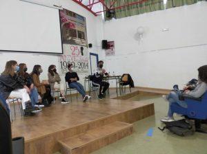 charlas antiguos alumnos - 1